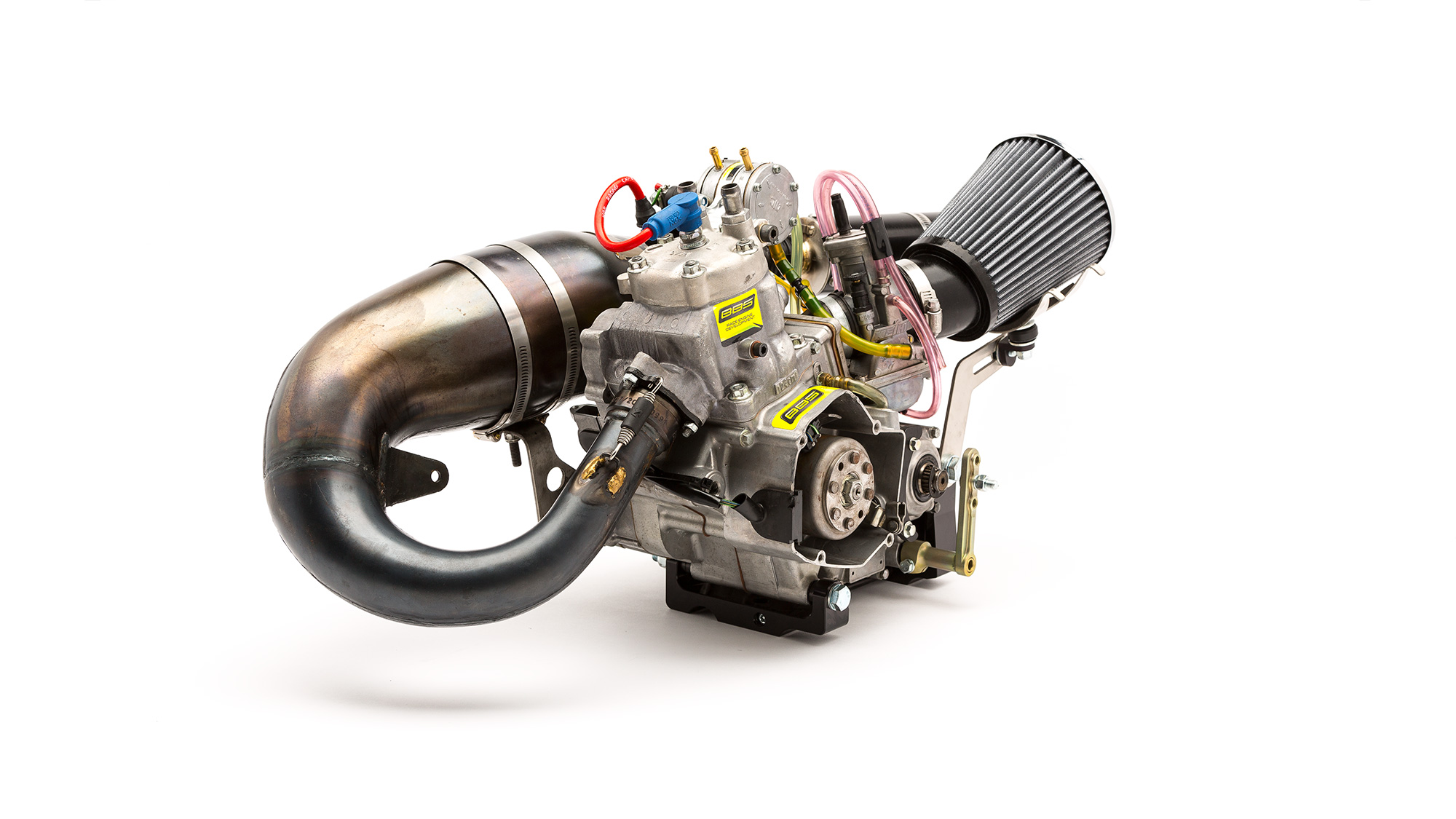 Bbs Race Engines Bbs Honda Cr125 Stock Moto